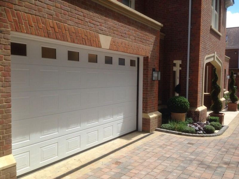 A Gallery Of Garage Doors We Have Fitted